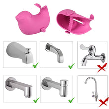 Load image into Gallery viewer, Yookidoo Bath Spout Cover - Pink - BambiniJO