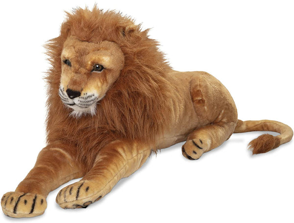 Melissa & Doug - PLUSH LION