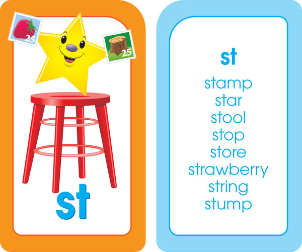 Phonics Made Easy - Flash Cards - BambiniJO