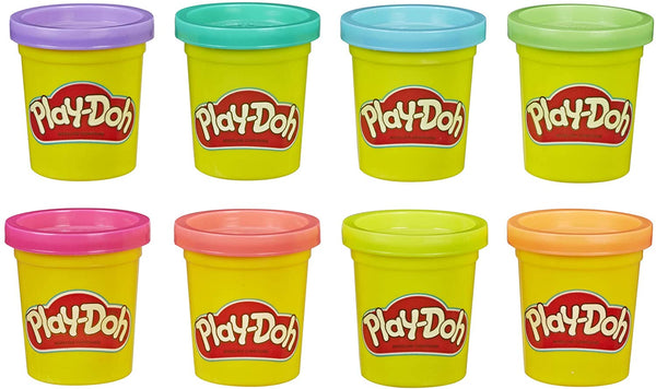 Play-Doh Rainbow 8 PAck AST