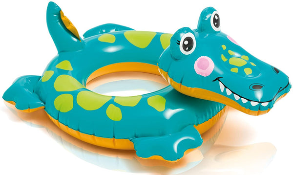 Intex - Big Animal Ring - Alligator