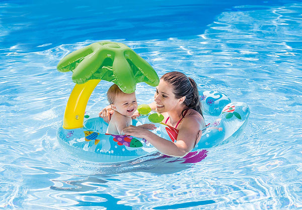 Intex - My First Inflatable Baby Swim Float - BambiniJO