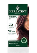 "Load image into Gallery viewer, Pregnancy Safe AMONIA FREE ""Hair Color"" - 4M Mahogany Chestnut 150ml - BambiniJO"