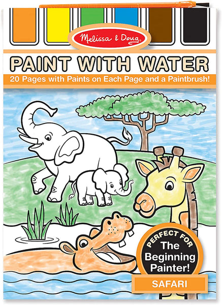 Melissa & Doug Paint with Water Safari