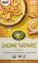Load image into Gallery viewer, Organic Golden Turmeric Cereal (300G) - BambiniJO