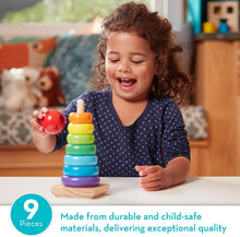 Load image into Gallery viewer, Melissa & Doug RAINBOW STACKER