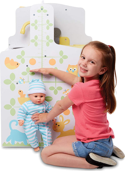 Melissa & Doug -  BABY CARE ACTIVITY CENTER