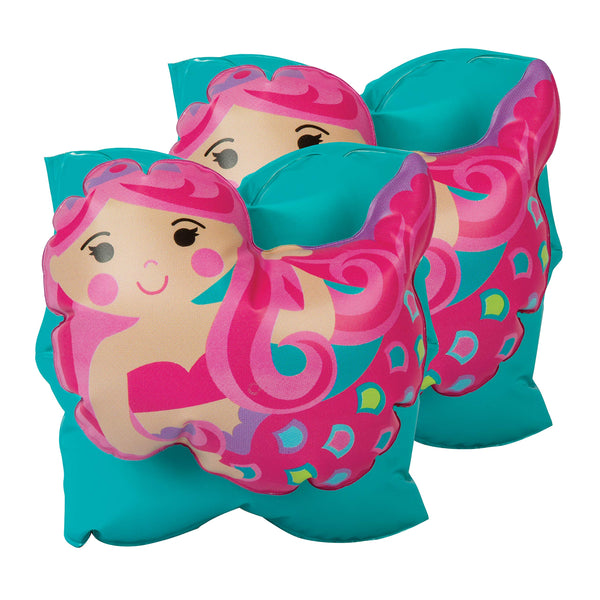 Stephen Joseph - Water Wings Arm Float- Mermaid 3-6Y