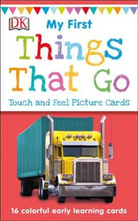 Things That Go - Picture Cards - BambiniJO