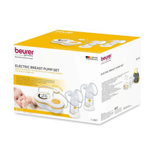 Load image into Gallery viewer, BEURER DUAL ELECTRIC BREAST PUMP SET - BambiniJO