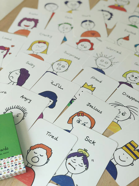 Feeling cards - BambiniJO