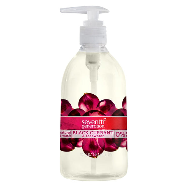 Hand Soap Black Currant & Rosewater  (354ml)