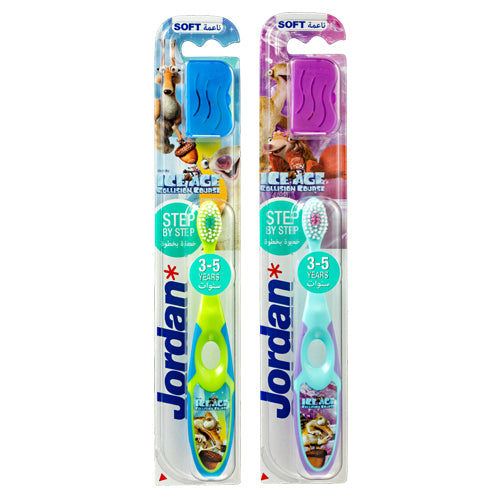Jordan Ice age Toothbrush (3-5 Years)
