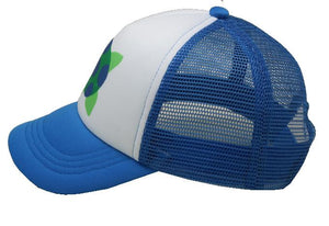 Riley The Turtle KIDS Trucker Hat - BambiniJO