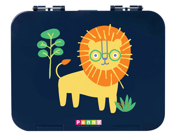 Large Bento 6 Compartments Wild Thing - BambiniJO
