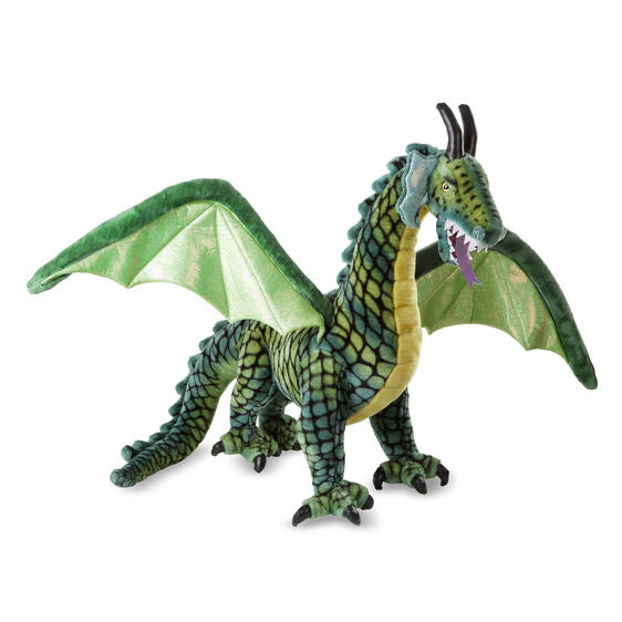 Melissa & Doug - PLUSH WINGED DRAGON