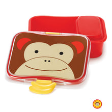 Load image into Gallery viewer, Zoo Lunch Kit Marshall - Monkey - BambiniJO