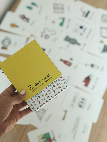 Routine cards - BambiniJO
