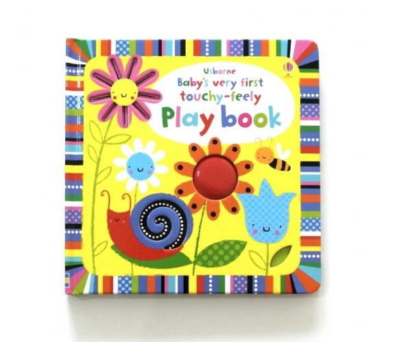 Baby's very first touchy-feely play book - BambiniJO