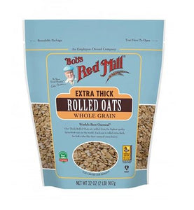 EXTRA THICK ROLLED OATS (907G) - BambiniJO