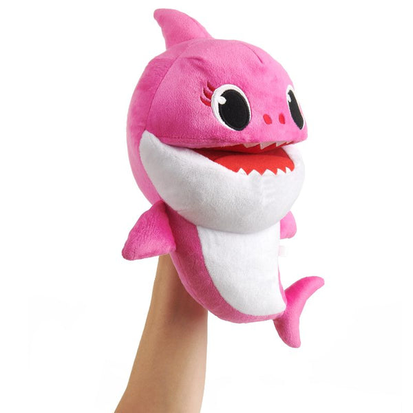 Baby Shark - PUPPET MOTHER SHARK PINK