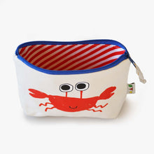 Load image into Gallery viewer, Billy The Crab Pouch - BambiniJO