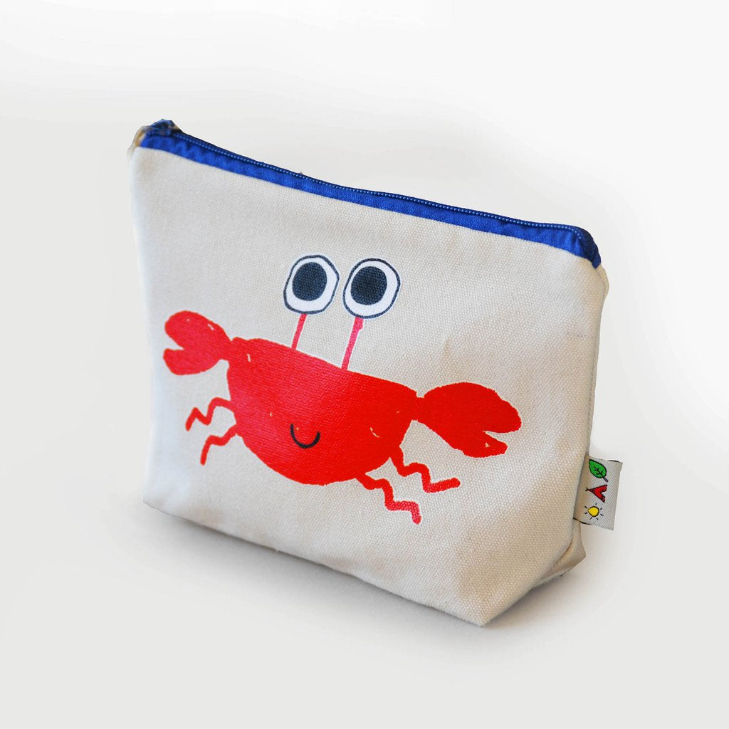 Billy The Crab Pouch - BambiniJO