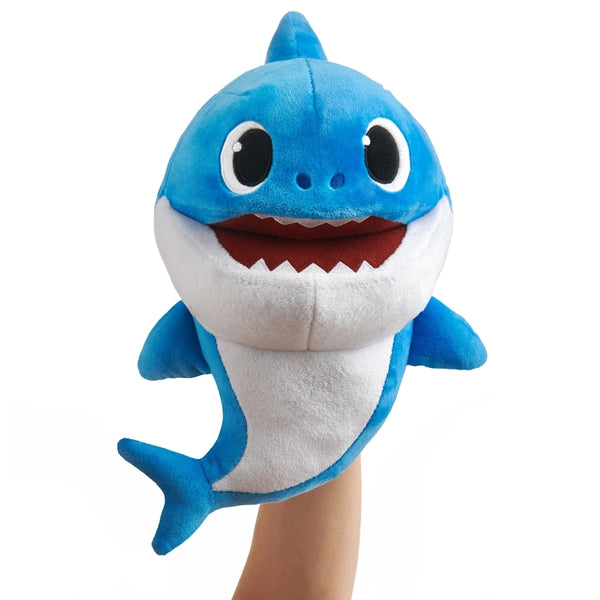 Baby Shark - PUPPET FATHER SHARK BLUE
