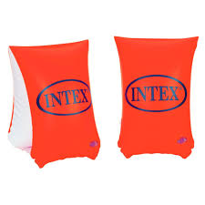 Intex - Large Deluxe Arm Bands 6-12 Years - BambiniJO