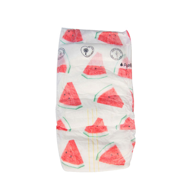Organic Diapers (Size 2) 3-6kg (32 Diapers)