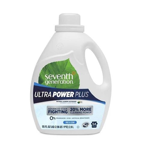 ULTRA POWER PLUS LAUNDRY DETERGENT (2.8L) - BambiniJO