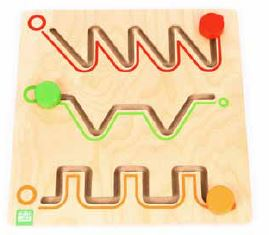 Edu Fun - Toddler Tracing Board L2 - BambiniJO