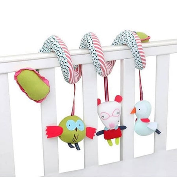 Spiral Crib/Car-seat Pacifying Accessory - BambiniJO