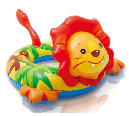 Intex - Big Animal Ring - Lion