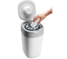 "Load image into Gallery viewer, Tommee Tippee Twist & Click Disposal System ""With 1 Cassette"""