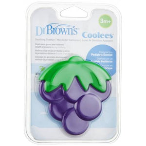 Dr. Brown's Coolees Soothing Teether, Grapes - BambiniJO