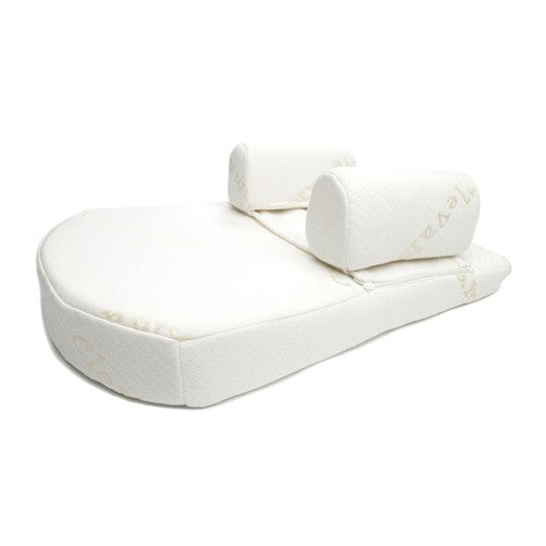 2 in 1 Inclined Anti-Roll  Pillow - BambiniJO