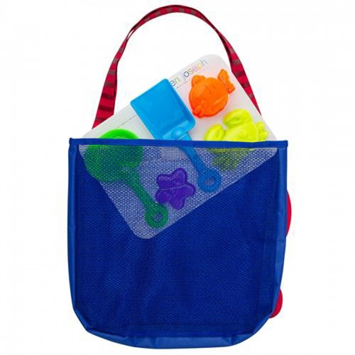 Stephen Joseph - Beach Totes with Sand Toy Play Set - OCTOPUS