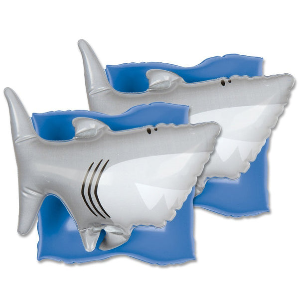Stephen Joseph - Water Wings Arm Float- Shark 3-6Y