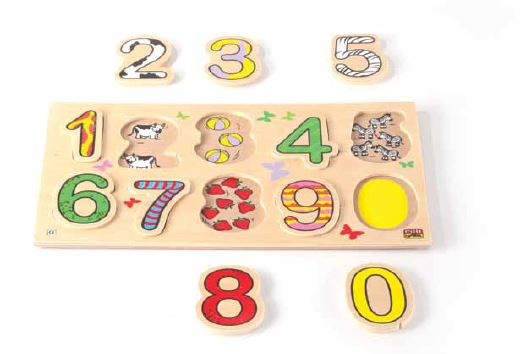 Edu Fun - What's inside my Numbers - BambiniJO