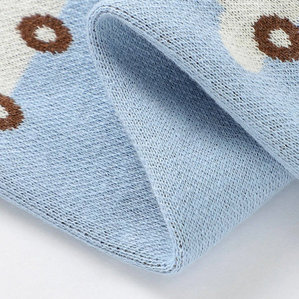 Blue Car Cotton Blanket