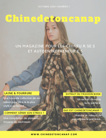 !!! Chinedetoncanap sort son magazine !!!