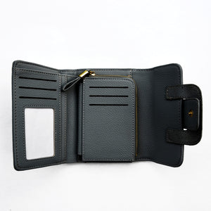 MONTREAL Trifold Wallet (Black)