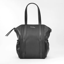 Load image into Gallery viewer, OLIVIA Diaper Bag (Black)