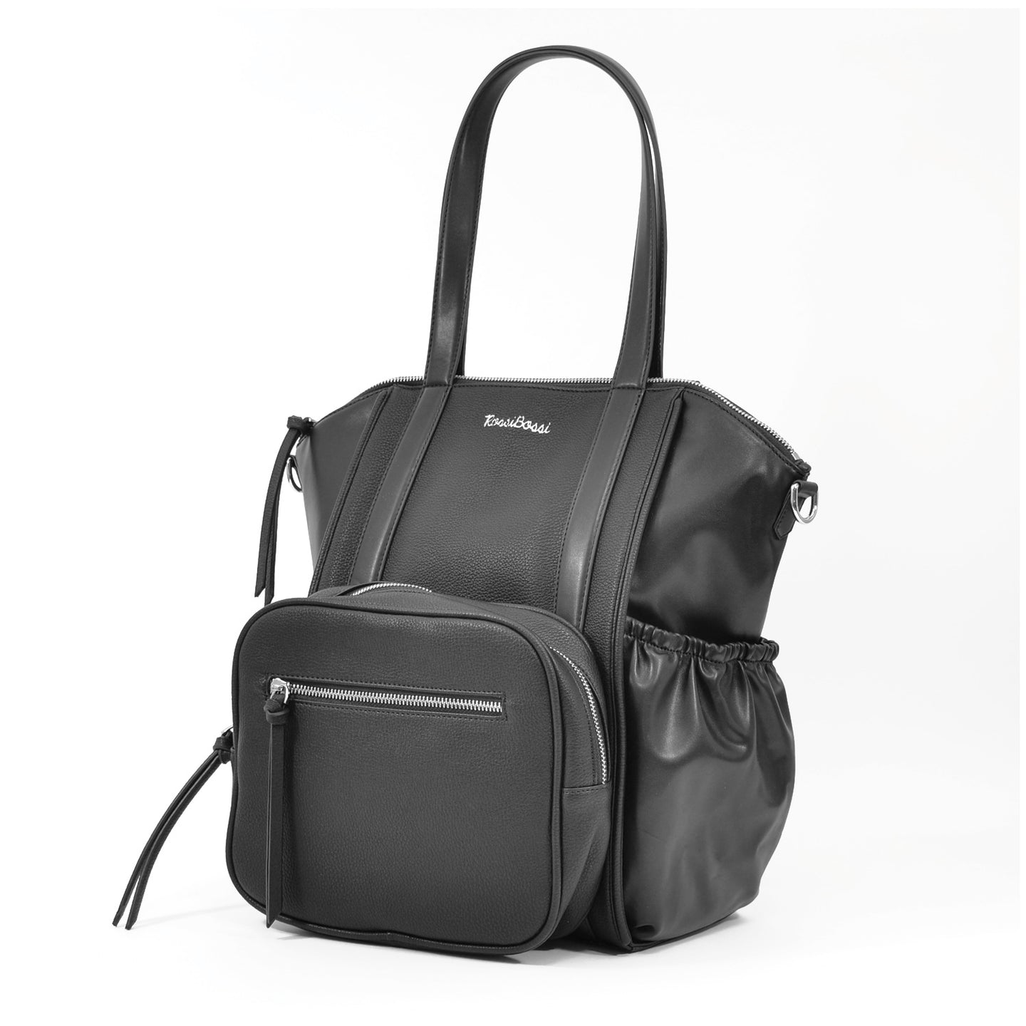 OLIVIA Diaper Bag (Black)
