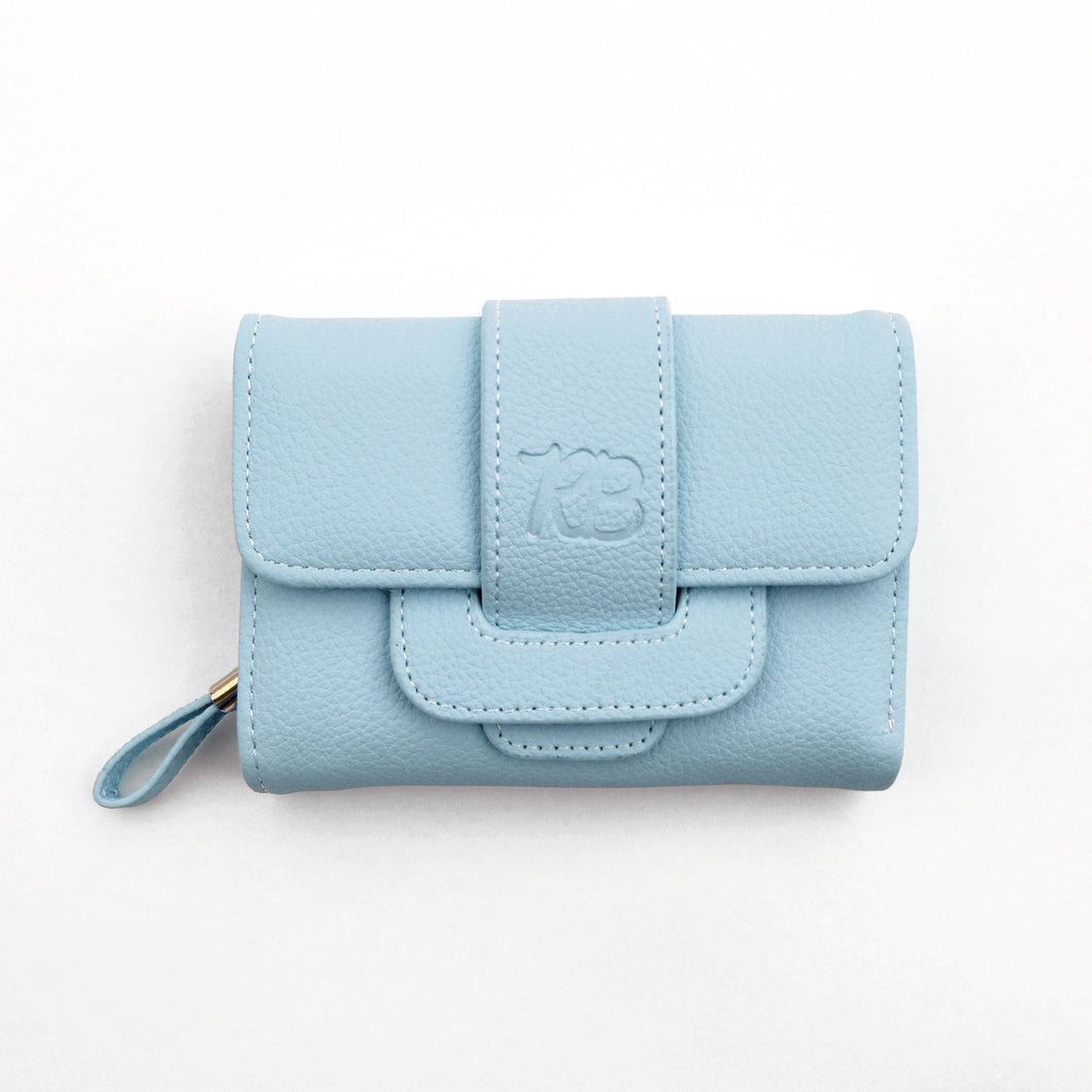 MONTREAL Trifold Wallet (Sky)