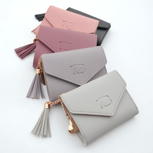 TORONTO Trifold Wallet (Lilac)