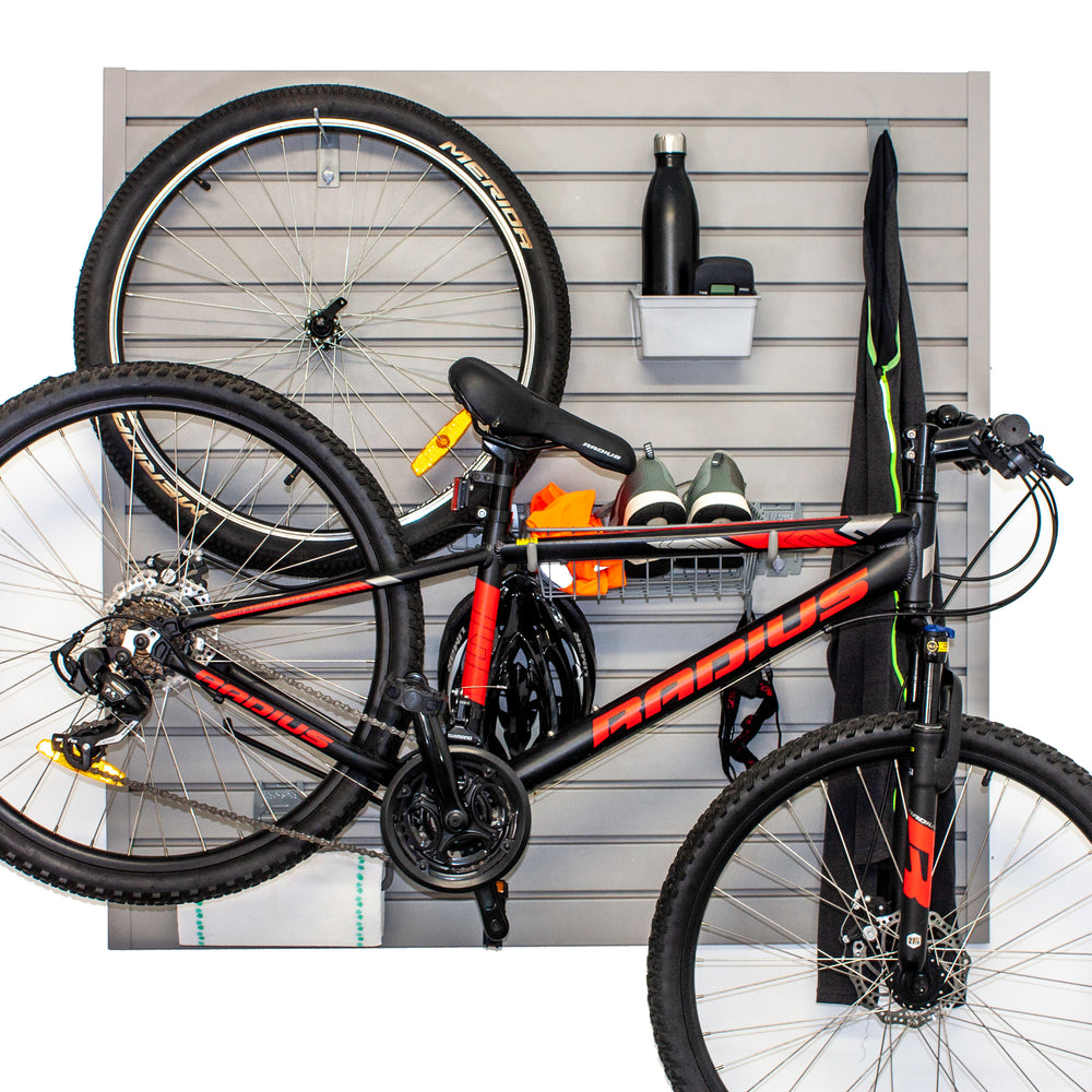 Stor-A-Wall - Single Storage Bike Kit - Ace of Space