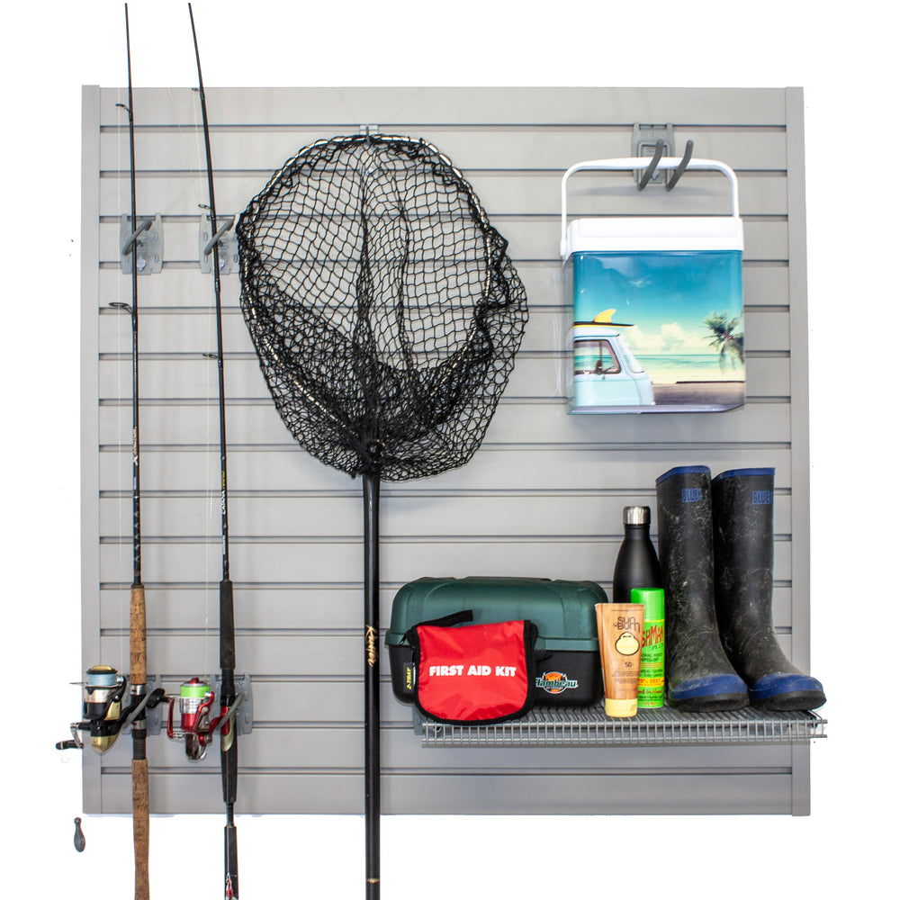 Stor-A-Wall - Fishing Storage Kit - Ace of Space
