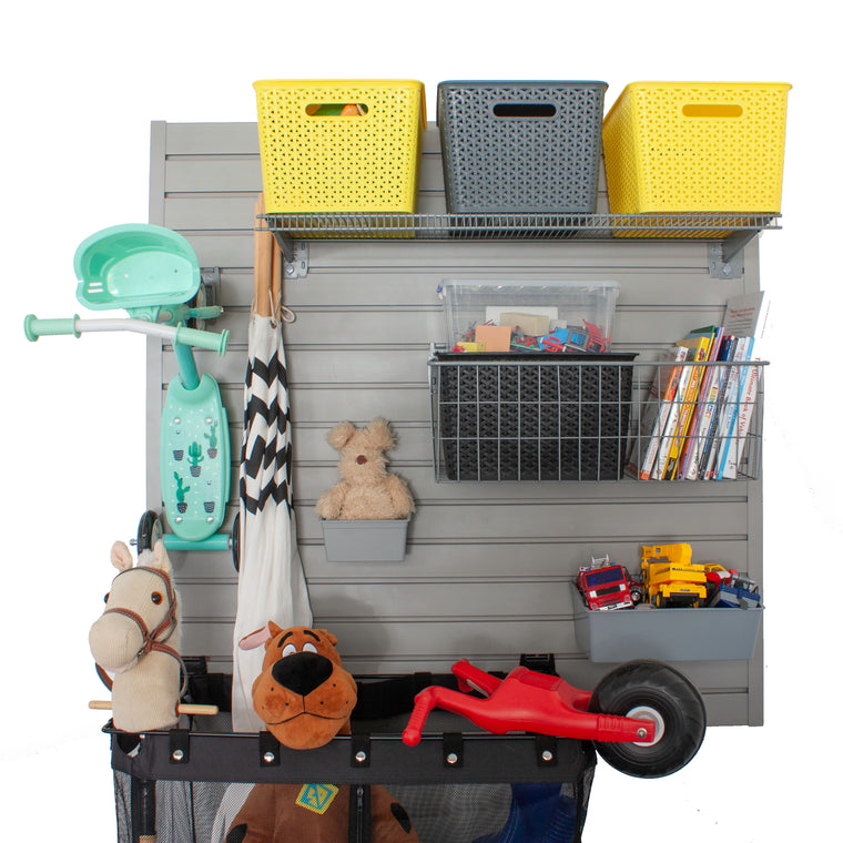 Stor-A-Wall - Kids Toys Storage Kit - Ace of Space